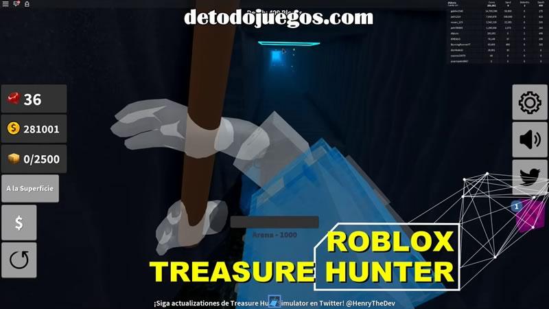 top 5 mejores juegos de roblox mayo 2018 treasure hunter